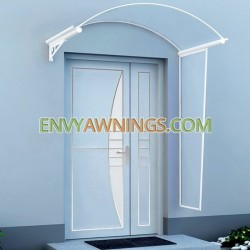 Canopy Awning DIY kit - Crystal 90 with Side Panel