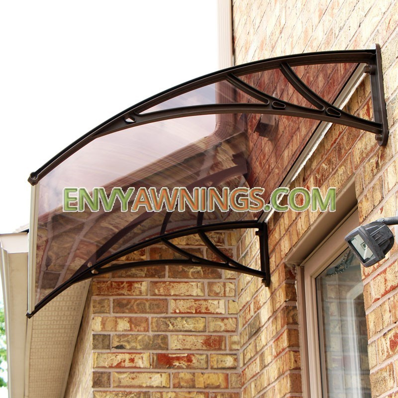 Door Awning DIY kit - Onyx 120 | Door Awnings ...