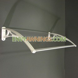 Window Door Canopy Awning DIY kit - Pearl