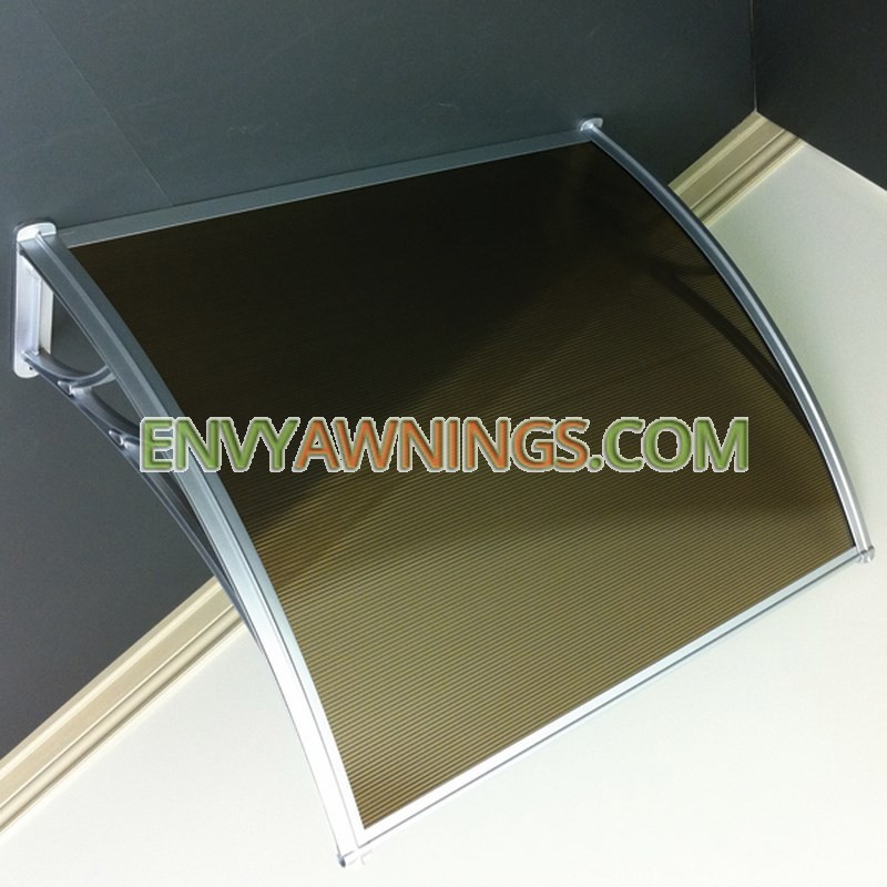 Door Awning DIY kit - Onyx | Door Awnings | EnvyAwnings.com